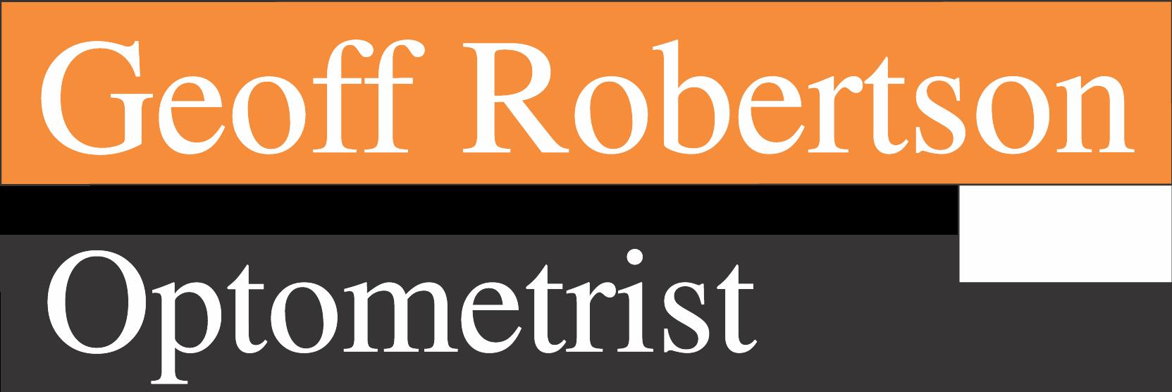 Geoff Robertson Optometrist